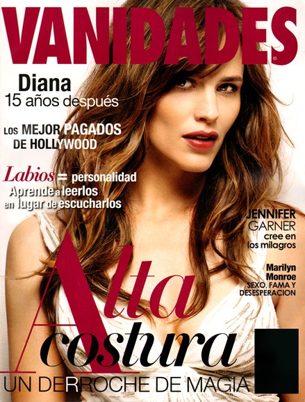 Vanidades Cover - 9/1/2012