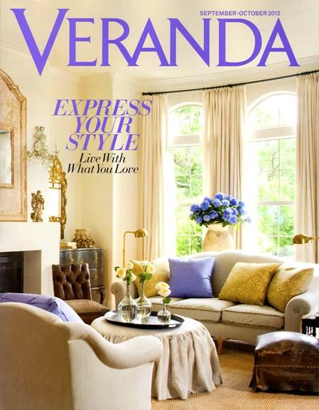 Veranda Cover - 9/1/2012