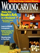 Wood Carving Illustrated Magazine 9/1/2012
