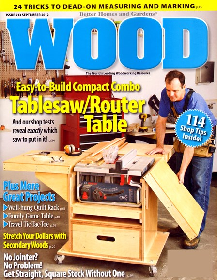 Wood Cover - 9/1/2012