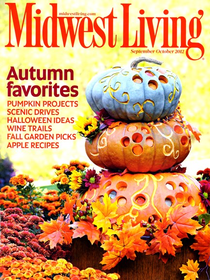 Midwest Living Cover - 9/1/2012
