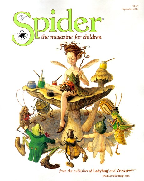 Spider Cover - 9/1/2012