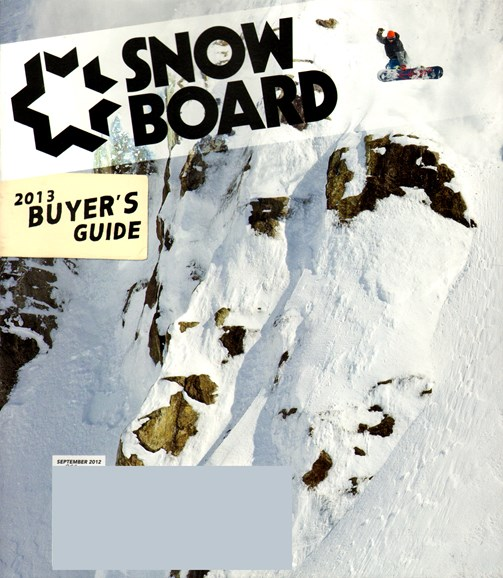 Snowboard Cover - 9/1/2012