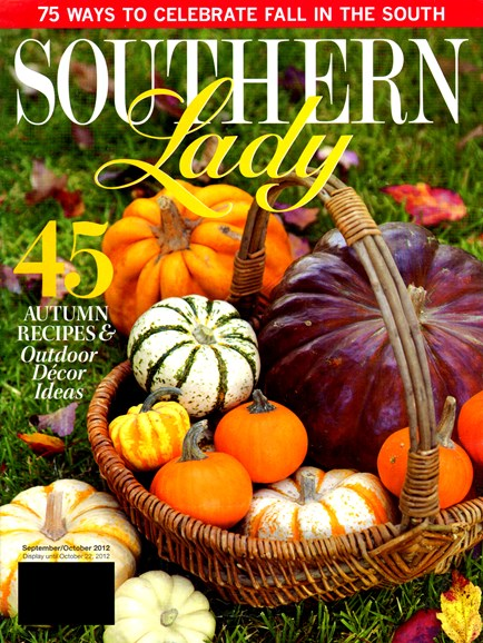 Southern Lady Cover - 9/1/2012