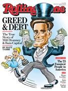 Rolling Stone Magazine 9/13/2012
