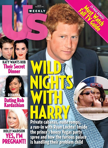 Us Weekly Cover - 9/10/2012
