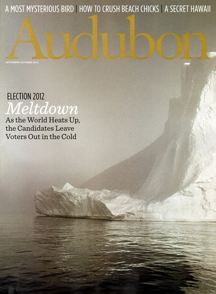 Audubon Cover - 9/1/2012