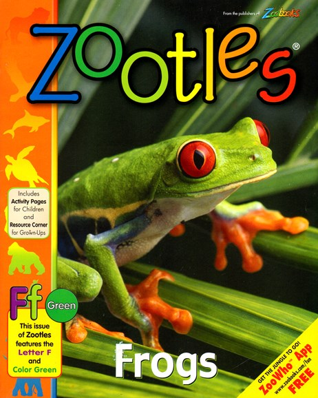 Zootles Cover - 9/12/2012