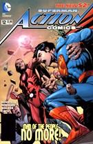 Superman Action Comics 10/1/2012