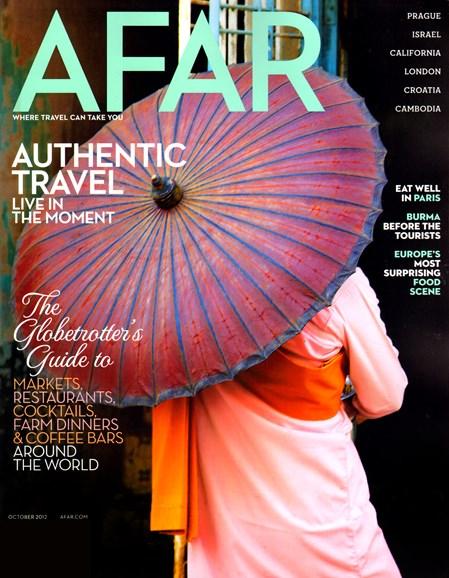 AFAR Cover - 10/1/2012