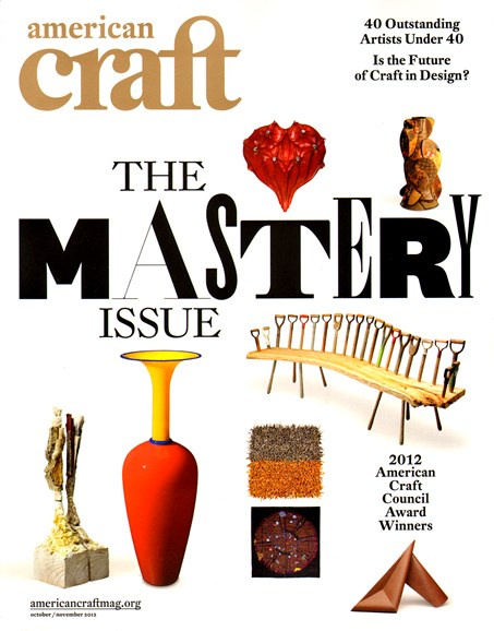 American Craft Cover - 10/1/2012