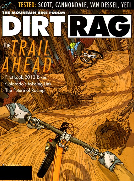 Dirt Rag Cover - 10/1/2012