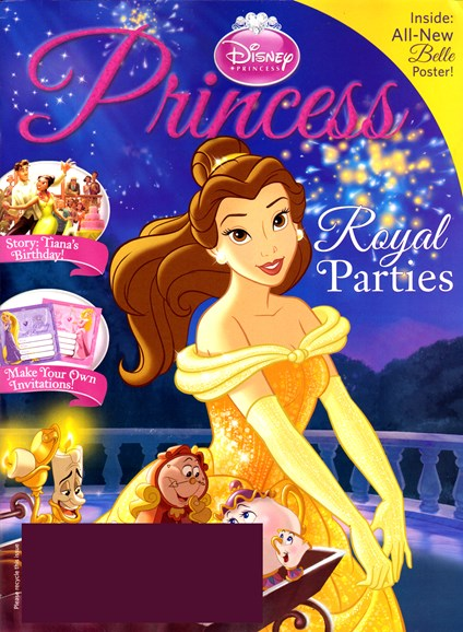 Disney Princess Cover - 10/1/2012