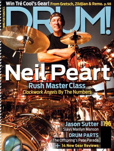 Drum! Cover - 10/1/2012