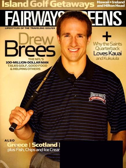 Golf Getaways Cover - 10/1/2012