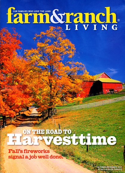 Farm & Ranch Living Cover - 10/1/2012