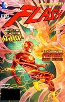 The Flash Comic 10/1/2012