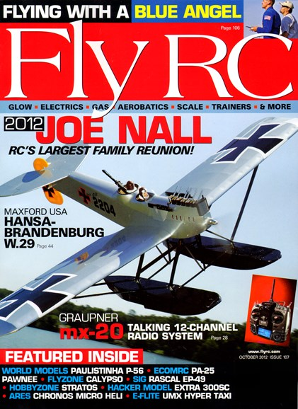 Fly RC Cover - 10/1/2012
