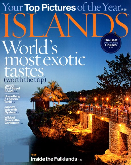 Islands Cover - 10/1/2012