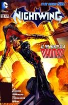 Nightwing Comic 10/1/2012
