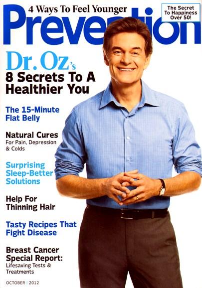 Prevention Cover - 10/1/2012