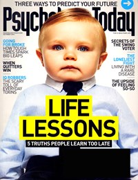 Psychology Today | 10/1/2012 Cover