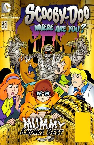 Scooby Doo, Where Are You? Cover - 10/1/2012