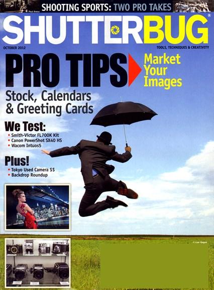 Shutterbug Cover - 10/1/2012