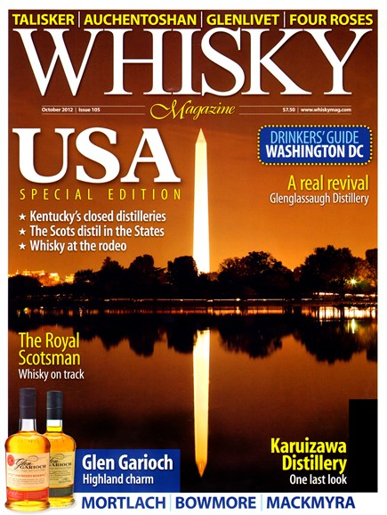 Whisky Cover - 10/1/2012