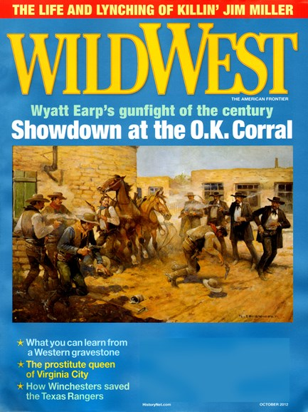 Wild West Cover - 10/1/2012