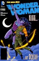 Wonder Woman Comic 10/1/2012