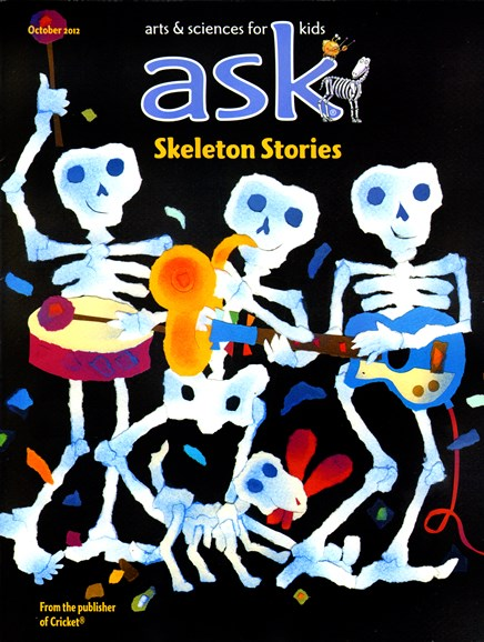 ask Cover - 10/1/2012