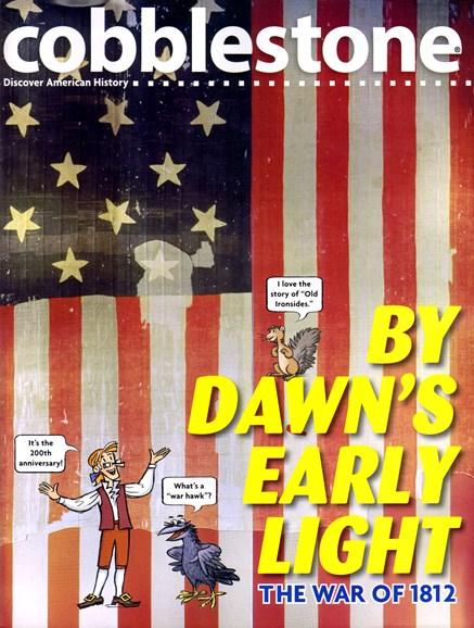 Cobblestone Cover - 10/1/2012