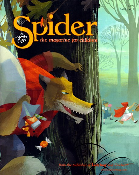Spider Cover - 10/1/2012