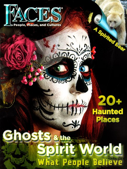 Faces Cover - 10/1/2012
