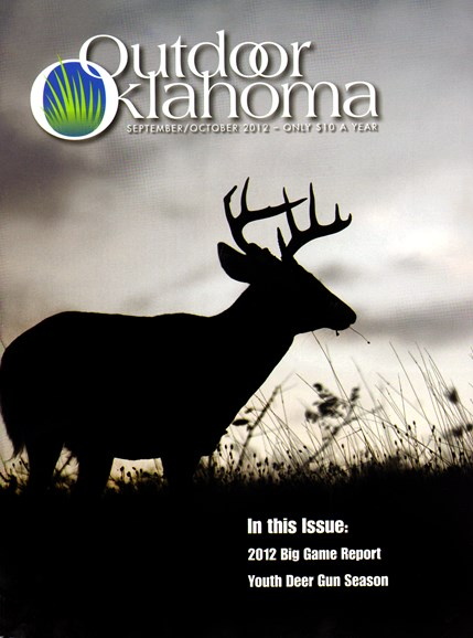 Outdoor Oklahoma Cover - 9/1/2012