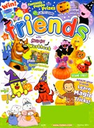 Preschool Friends Magazine 10/1/2012