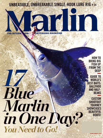 Marlin Cover - 10/1/2012