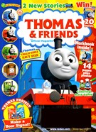 Thomas & Friends Magazine 10/1/2012