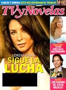 Tv Y Novelas Magazine 10/1/2012