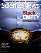 Science News Magazine 10/6/2012