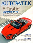 Autoweek Magazine 10/15/2012