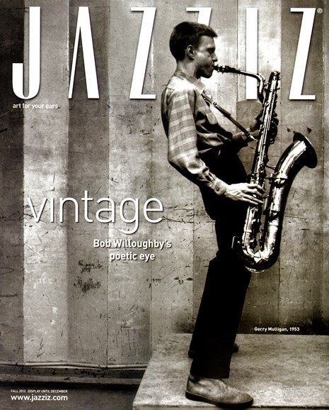 Jazziz Cover - 9/1/2012