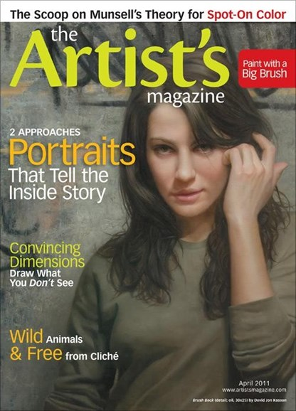 Artists Cover - 4/1/2011