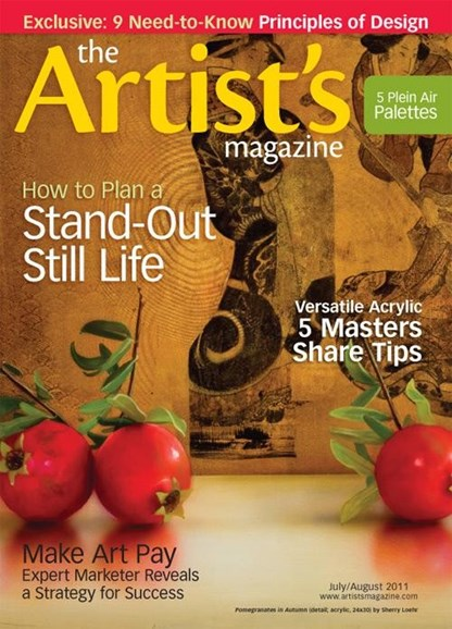Artists Cover - 7/1/2011