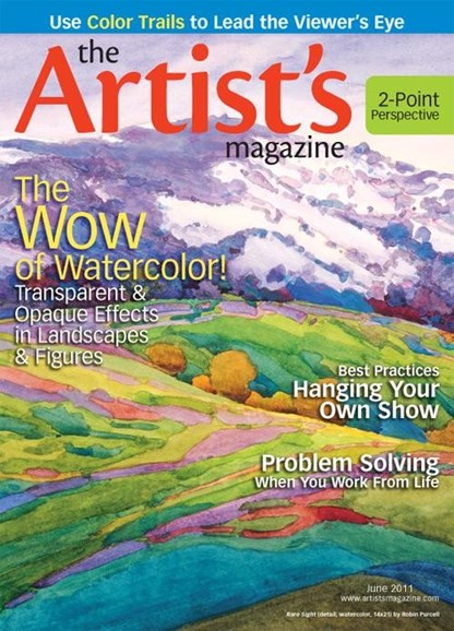 Artists Cover - 6/1/2011