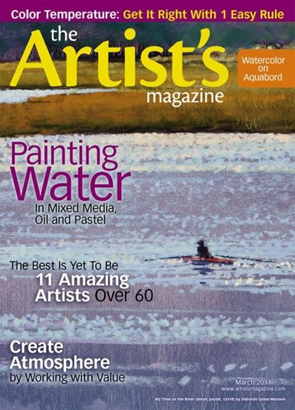 Artists Cover - 3/1/2011
