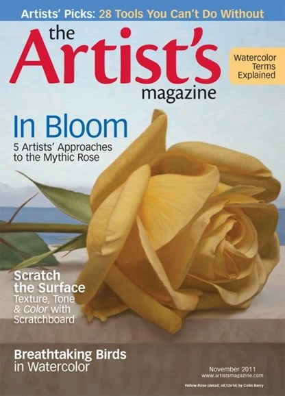 Artists Cover - 11/1/2011