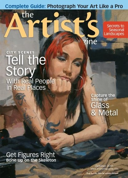 Artists Cover - 10/1/2011