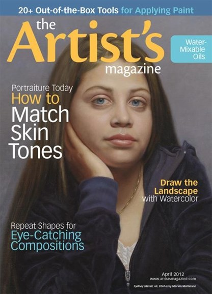 Artists Cover - 4/1/2012